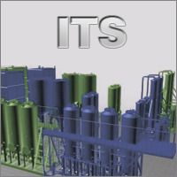 Refinery plant 3D visualization for ITS