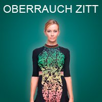 Website of Oberrauch Zitt fashion brand