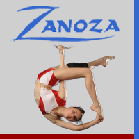 Website of ZanozaDance center