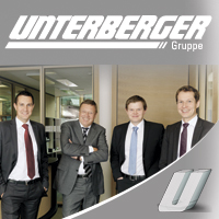 Website of Unterberger Group