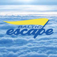 Website of Baltic Escape - flight from Vilnius